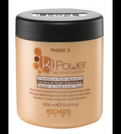 Ki Power KERATINIC MASK 1000 ml - Кератиновая маска для молекулярного восстановления 1000 мл